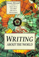 Writing about the World Book