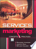 Service Marketing: Concepts & Practices