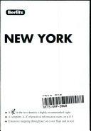 New York Pocket Guide