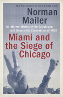 Pdf Miami and the Siege of Chicago Telecharger