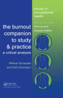 Pdf The Burnout Companion To Study And Practice Telecharger