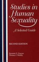 Studies in Human Sexuality: A Selected Guide - Seite 273