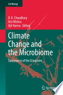 Climate Change and the Microbiome