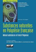 Pdf Substances naturelles en Polynésie française Telecharger