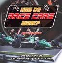 How Do Race Cars Work? Car Book for Kids | Children's Transportation Books