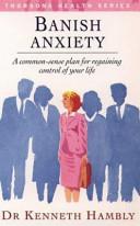 Banish Anxiety Book