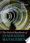The Oxford Handbook of Innovation Management