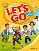 Lets Go Now 2 Student Book With Multi Rom Pack
