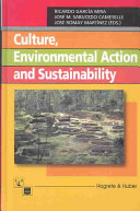 Culture Environmental Action And Sustainability Book PDF