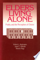 Elders Living Alone