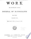 Work  : The Illustrated Weekly Journal for Mechanics , Band 28