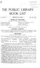 Book Bulletin