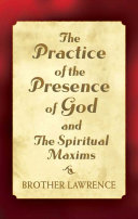 Pdf The Practice of the Presence of God and The Spiritual Maxims Telecharger