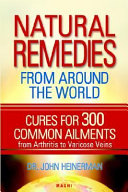 Natural Remedies from Around the World Book