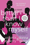Better Than I Know Myself Book