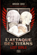 L'Attaque des Titans - Lost Girls Pdf/ePub eBook