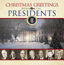 Christmas Greetings from the Presidents Book