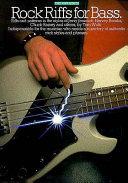 Rock Riffs for Bass