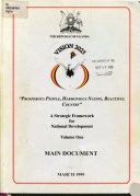Uganda Vision 2025 Main Document
