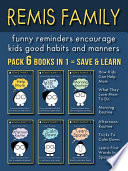 Pack 6 Books in 1 - Remis Family