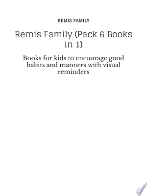 Pack 6 Books in 1 - Remis Family Ebook - barabook