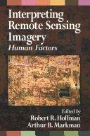 Interpreting Remote Sensing Imagery Pdf/ePub eBook