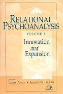 Relational Psychoanalysis Innovation And Expansion
