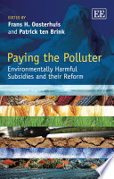Paying the Polluter Book