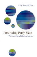 Predicting Party Sizes