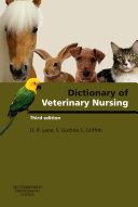Dictionary of Veterinary Nursing E-Book ebook