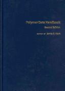 Polymer Data Handbook Book