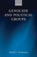 Genocide and Political Groups