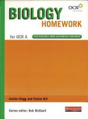 Pdf Biology Homework for OCR A for Double and Separate Awards