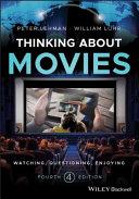 Thinking about Movies Pdf/ePub eBook