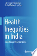 Health Inequities In India