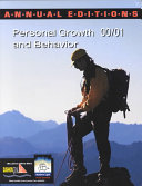 Personal Growth and Behavior 2000 2001