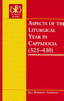 Aspects of the Liturgical Year in Cappadocia  325 430