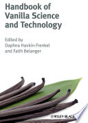 Handbook of Vanilla Science and Technology Book