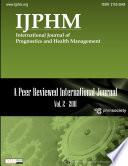 International Journal Of Prognostics And Health Management Volume 2 B W  Book PDF