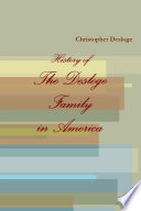 The History of the Desloge Family in America Book PDF