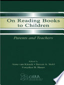 On Reading Books to Children