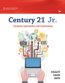 Century 21 Jr  Computer Applications with Keyboarding