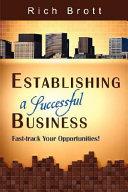 Establishing a Successful Business