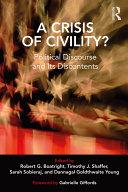 A Crisis of Civility