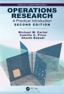 Operations Research Pdf/ePub eBook