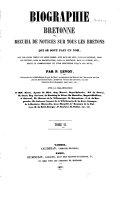 Biographie bretonne