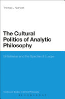 The Cultural Politics of Analytic Philosophy