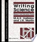Writing Science