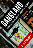 link to Gangland : an encyclopedia of gang life from cradle to grave in the TCC library catalog