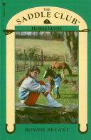 Saddle Club Book 3  Horse Sense